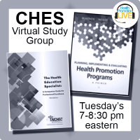 CHES Virtual Study Group